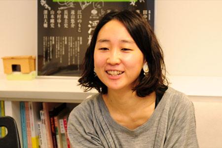 KAAT神奈川芸術劇場 前島智子さん