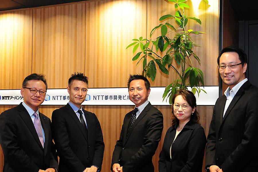 NTT都市開発ビルサービス