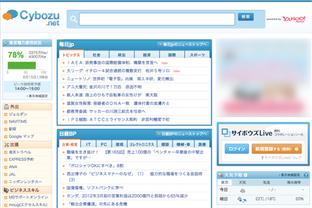 Cybozu.net が Zenback BIZ を使う理由
