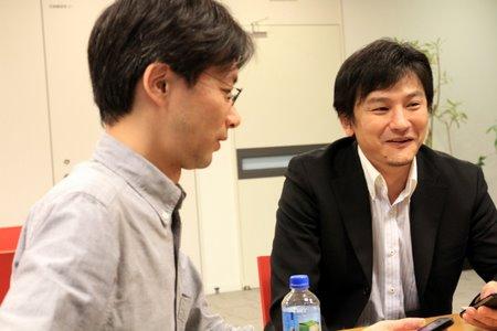 宮田さんと手塚さんが ONETOPI への想いを熱く語る
