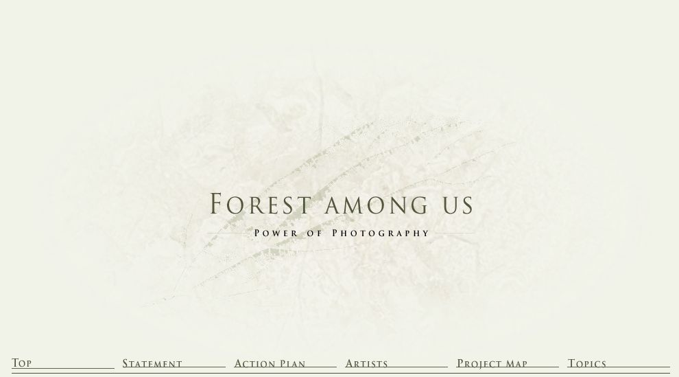 Forest among us