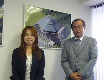 お話を伺った渡邉さん、梶谷さん(左から)