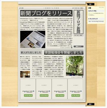 新聞ブログ
