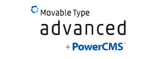 Movable Type Advanced + PowerCMS